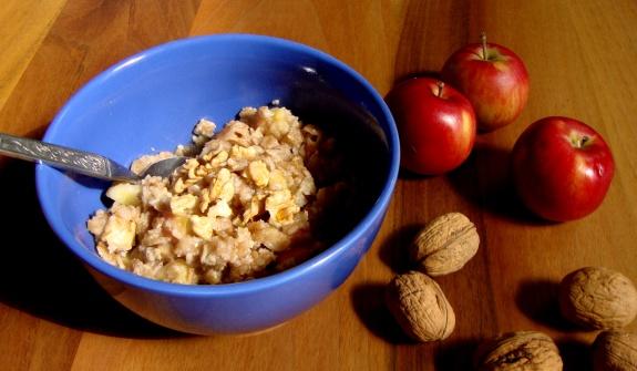 Herbstliches Porridge (3)